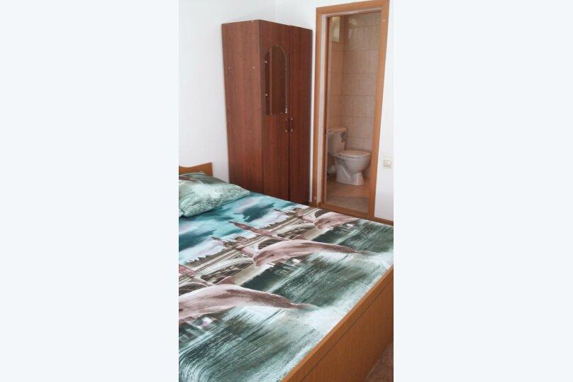 Трехместная комната с удобствами, Рыбзавод, Монашеское ущелье, 13, Пицунда - Фотография 2