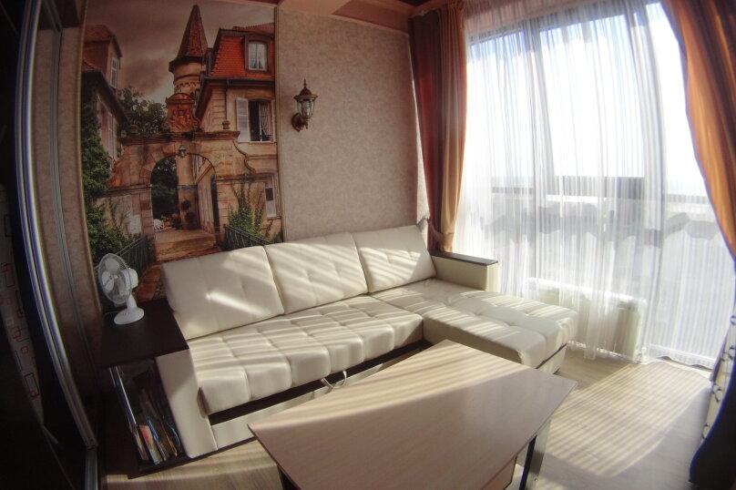 1-комн. квартира, 26 кв.м. на 3 человека, улица Просвещения, 148, Адлер - Фотография 1