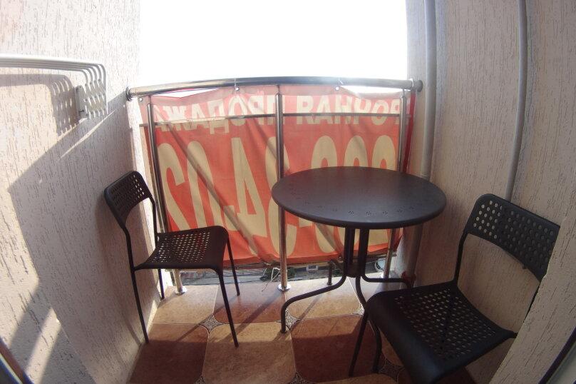 1-комн. квартира, 26 кв.м. на 3 человека, улица Просвещения, 148, Адлер - Фотография 8