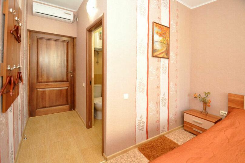 Двухместный на втором этаже с балконом, Гвардейская, 4Б, Алушта - Фотография 3