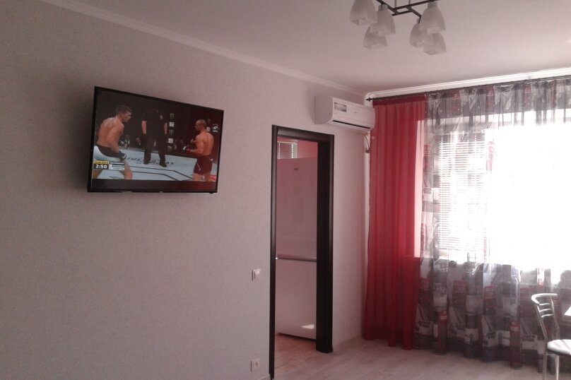 3-комн. квартира, 65 кв.м. на 6 человек, Всесоюзная улица, 1, Керчь - Фотография 13