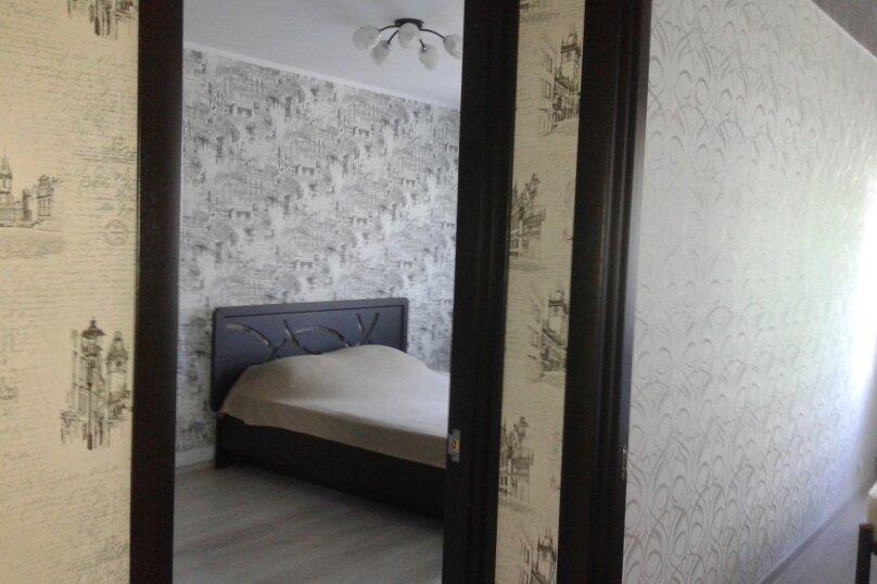 3-комн. квартира, 65 кв.м. на 6 человек, Всесоюзная улица, 1, Керчь - Фотография 16