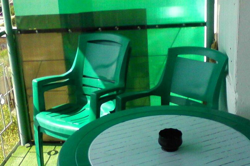 2-комн. квартира, 80 кв.м. на 4 человека, Солнечный переулок, 16, Судак - Фотография 4