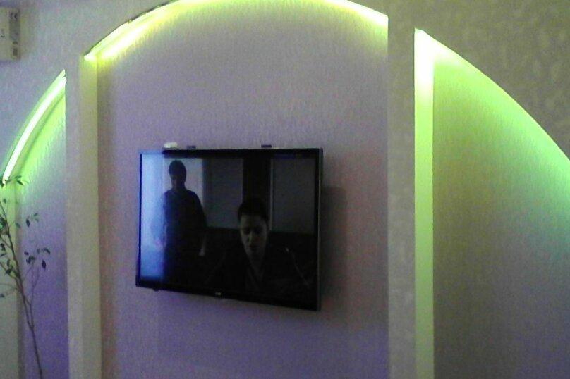 2-комн. квартира, 80 кв.м. на 4 человека, Солнечный переулок, 16, Судак - Фотография 13