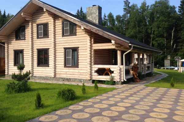 Дом, 230 кв.м. на 10 человек, 4 спальни, Солнечная улица, 67, Кубинка - Фотография 1