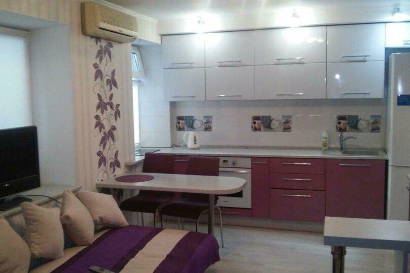 1-комн. квартира, 20 кв.м. на 3 человека, улица Ломоносова, 17, Ялта - Фотография 2