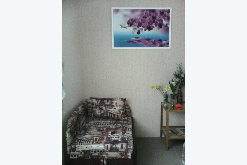 3-комн. квартира, 52 кв.м. на 5 человек, улица Краевского, 12, Евпатория - Фотография 11
