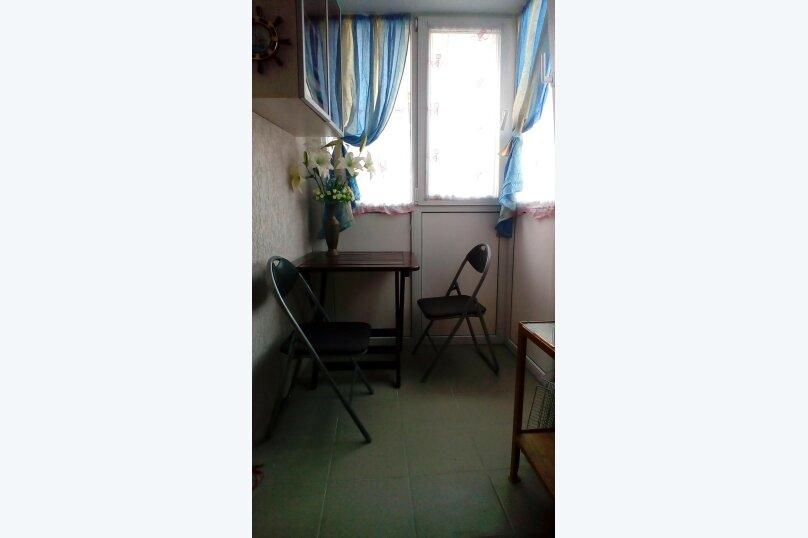3-комн. квартира, 52 кв.м. на 5 человек, улица Краевского, 12, Евпатория - Фотография 12