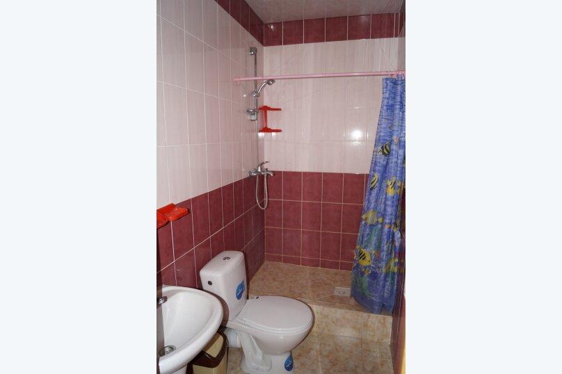 3-комн. квартира, 70 кв.м. на 6 человек, Центральная, 21А, Поповка - Фотография 5