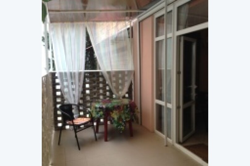 1-комн. квартира на 2 человека, улица Терлецкого, 5В, Форос - Фотография 13