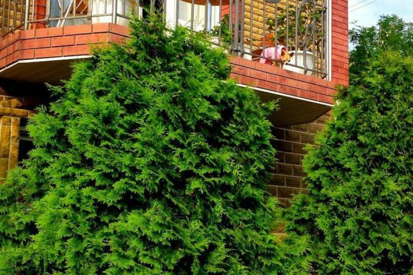 Улучшенный 2-х мест. с балконом, улица Десантников, 16, Коктебель - Фотография 16