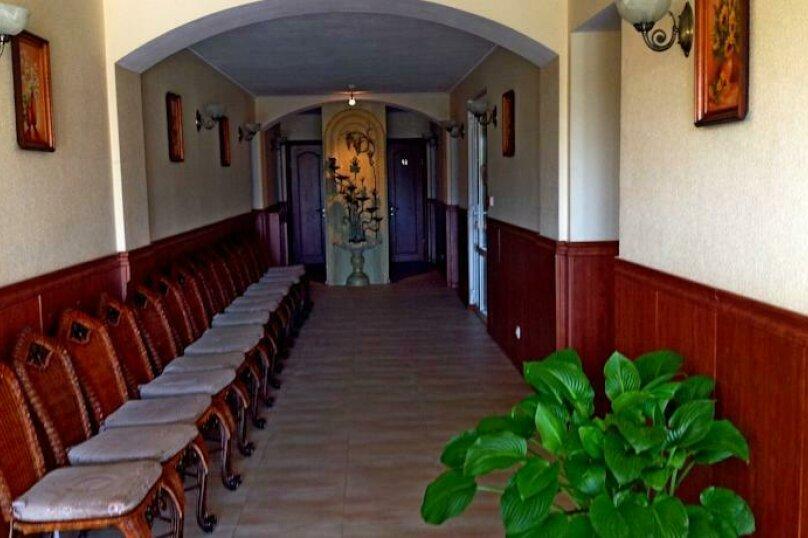 Улучшенный 2-х мест. с балконом, улица Десантников, 16, Коктебель - Фотография 20
