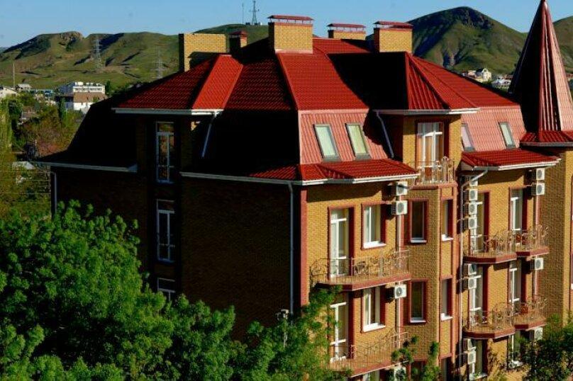 Улучшенный 2-х мест. с балконом, улица Десантников, 16, Коктебель - Фотография 22