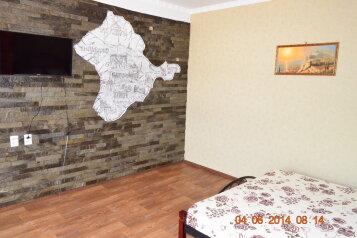 Гостевой дом  2 этаж, 35 кв.м. на 4 человека, 1 спальня, улица Гагарина, 41, Судак - Фотография 1