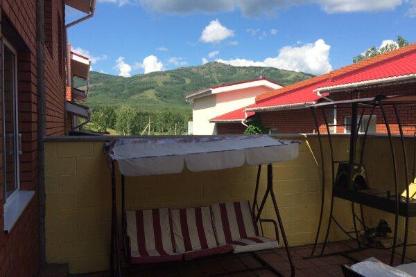Бунгало на Банном рядом с ГЛЦ, озером, 110 кв.м. на 8 человек, 3 спальни, Курортная, 57, Банное - Фотография 1