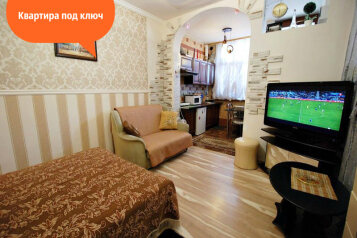 1-комн. квартира, 28 кв.м. на 2 человека, Киевская улица, 36, Ялта - Фотография 3