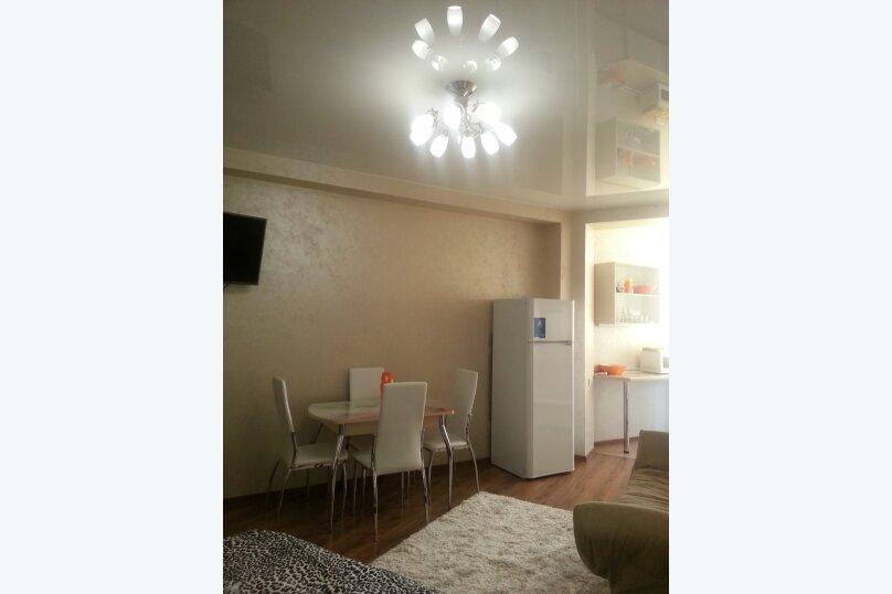 1-комн. квартира, 37 кв.м. на 5 человек, пер.Ревкомовский, 4, Алушта - Фотография 2