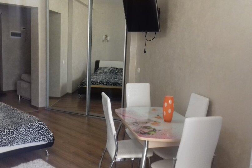 1-комн. квартира, 37 кв.м. на 5 человек, пер.Ревкомовский, 4, Алушта - Фотография 9