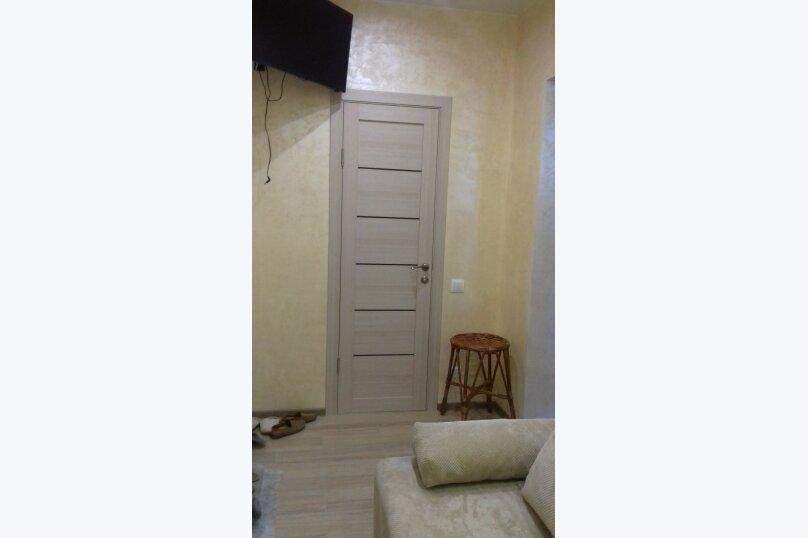 1-комн. квартира, 37 кв.м. на 5 человек, пер.Ревкомовский, 4, Алушта - Фотография 12