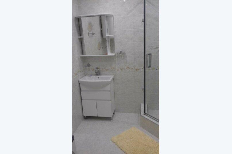 1-комн. квартира, 37 кв.м. на 5 человек, пер.Ревкомовский, 4, Алушта - Фотография 19