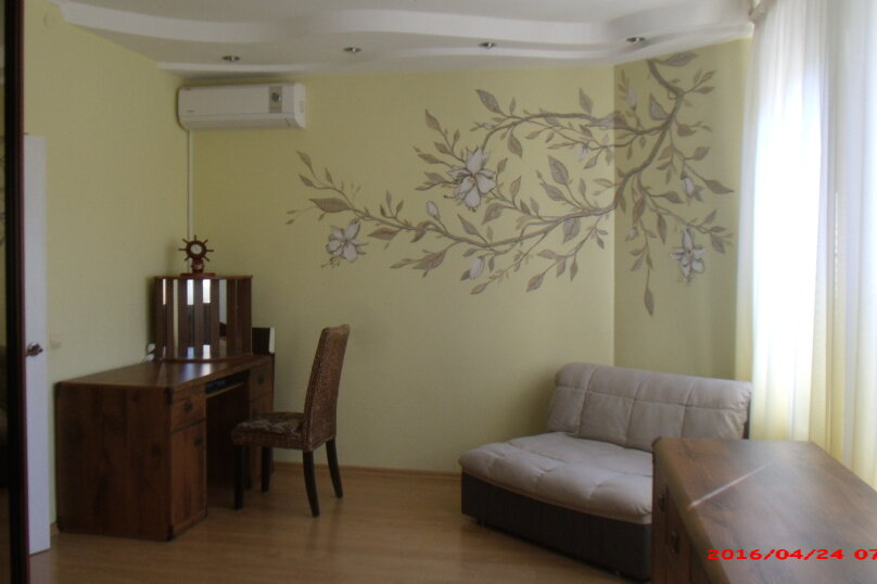 Дом/коттедж  на Павленко , 100 кв.м. на 4 человека, 2 спальни, улица Павленко, 41, Черноморское - Фотография 18