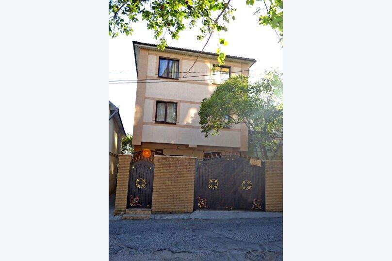 Часть дома с  отдельным входом, 80 кв.м. на 5 человек, 2 спальни, Маратовская улица, 57, Гаспра - Фотография 1