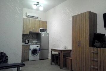 1-комн. квартира, 22 кв.м. на 3 человека, улица Аллея Дружбы, 14к21, Евпатория - Фотография 1