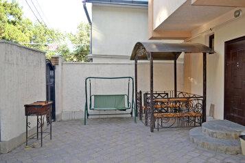 2 ух комнатная квартира на первом этаже с двориком, 230 кв.м. на 5 человек, 2 спальни, Маратовская улица, 57, Гаспра - Фотография 2