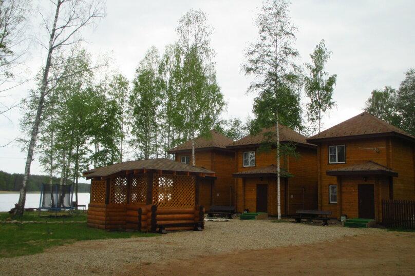 Коттедж на 4 человека, 1 спальня, д.Осцы, 3, Осташков - Фотография 1