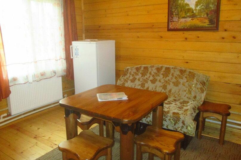 Коттедж на 4 человека, 1 спальня, д.Осцы, 4, Осташков - Фотография 10