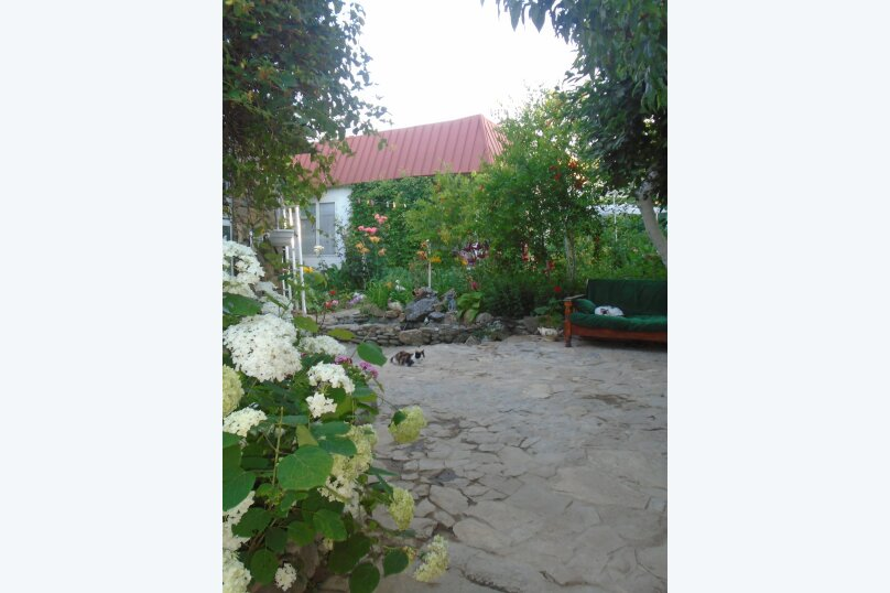 Коттедж, 30 кв.м. на 4 человека, 2 спальни, улица Асрет, 31, Судак - Фотография 3