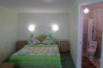 Частный дом на 3 номера с кухней и уютным двориком, 80 кв.м. на 10 человек, 3 спальни, пер. Серный, 9, Судак - Фотография 4