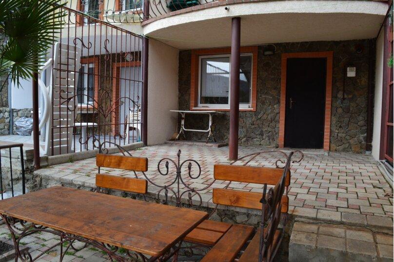 Эллинг в Партените, 133 кв.м. на 8 человек, 3 спальни, Фрунзенское шоссе, 20, Партенит - Фотография 3