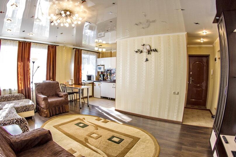 1-комн. квартира, 33 кв.м. на 4 человека, Комсомольский проспект, 83, Барнаул - Фотография 8