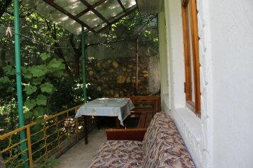 Коттедж, 50 кв.м. на 6 человек, 2 спальни, Пролетарская улица, 19, Гурзуф - Фотография 2