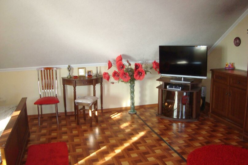 1-комн. квартира, 55 кв.м. на 4 человека, улица Щепкина, 15, Алупка - Фотография 5
