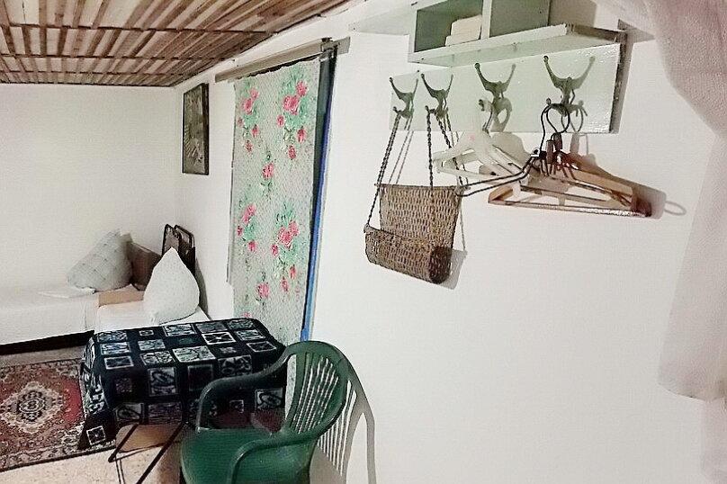 Эконом дворик из СССР, 15 кв.м. на 4 человека, 1 спальня, улица Ленина, 130, Коктебель - Фотография 22