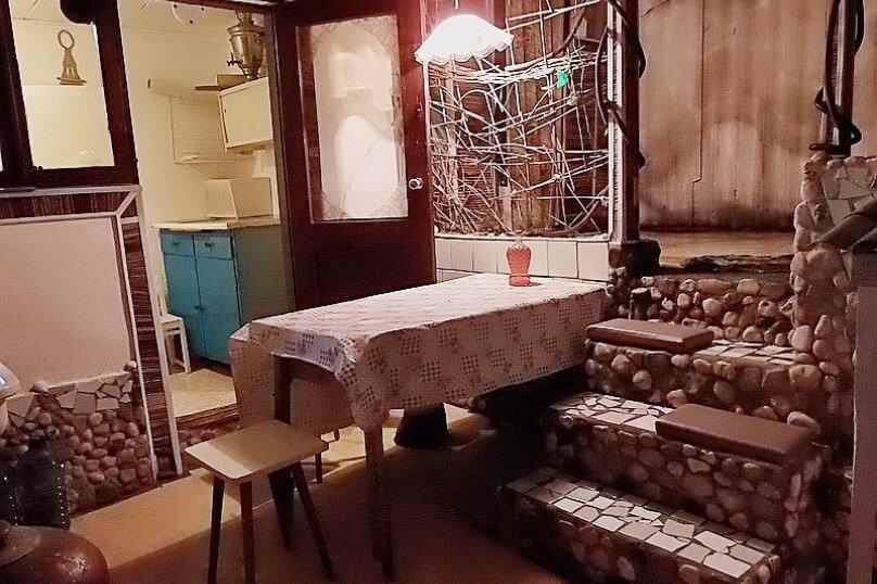 Эконом дворик из СССР, 15 кв.м. на 4 человека, 1 спальня, улица Ленина, 130, Коктебель - Фотография 31