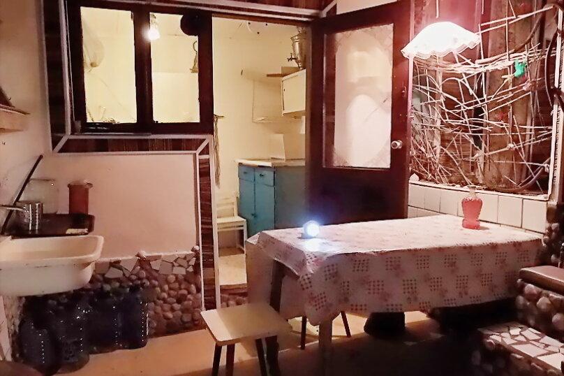Эконом дворик из СССР, 15 кв.м. на 4 человека, 1 спальня, улица Ленина, 130, Коктебель - Фотография 42