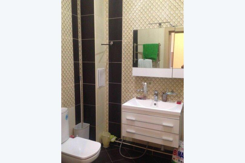 1-комн. квартира, 54 кв.м. на 4 человека, Крымская улица, 21, Геленджик - Фотография 8