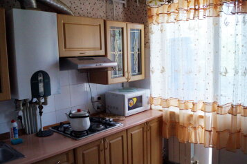 3-комн. квартира на 9 человек, улица Нахимова, 19, поселок Орджоникидзе, Феодосия - Фотография 3