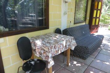 Домик в Магараче, 60 кв.м. на 6 человек, 2 спальни, Янтарная, 12ж, Отрадное, Ялта - Фотография 3