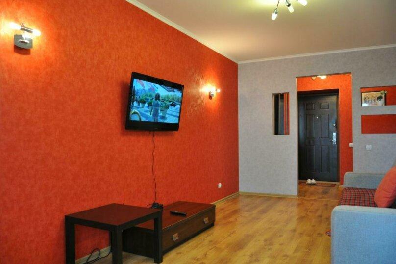 1-комн. квартира, 35 кв.м. на 3 человека, Павловский тракт, 227, Барнаул - Фотография 1