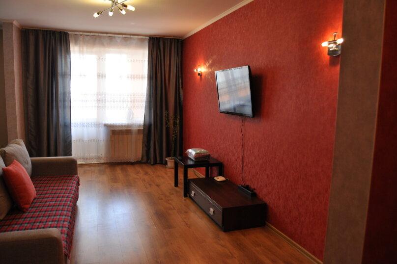 1-комн. квартира, 35 кв.м. на 3 человека, Павловский тракт, 227, Барнаул - Фотография 4