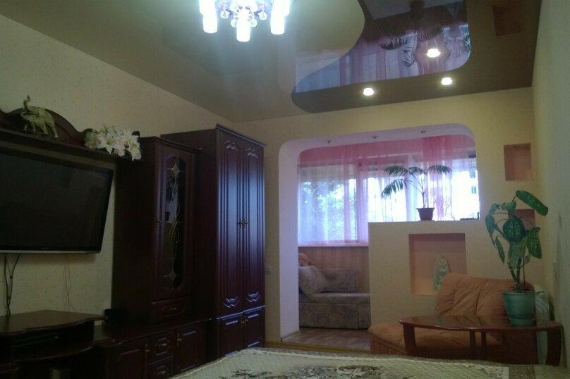 2-комн. квартира, 49 кв.м. на 5 человек, Пионерская улица, 17, Алушта - Фотография 2