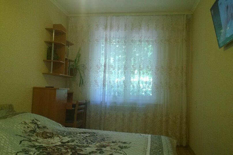2-комн. квартира, 49 кв.м. на 5 человек, Пионерская улица, 17, Алушта - Фотография 5