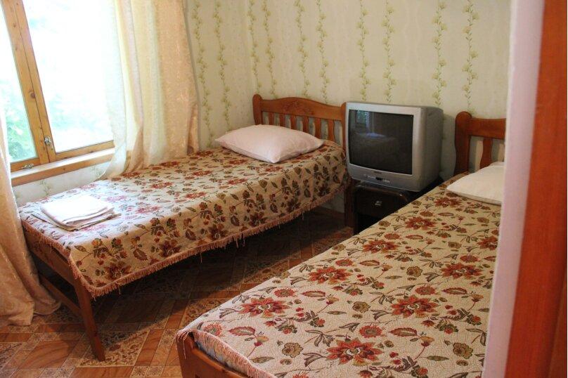 Отдых в Крыму, Гурзуф 2-я половинка, 140 кв.м. на 4 человека, 2 спальни, Пролетарская улица, 19, Гурзуф - Фотография 19