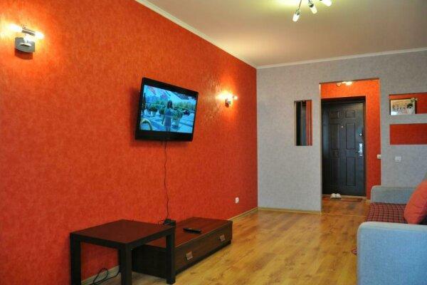 1-комн. квартира, 35 кв.м. на 3 человека, Павловский тракт, 227, Индустриальный, Барнаул - Фотография 1