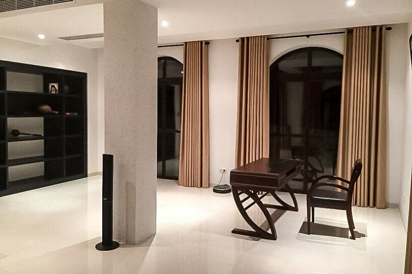 Вилла 2-х этажная (5 спален), 506 кв.м. на 10 человек, 5 спален, Ялтинское шоссе, 50А, Гурзуф - Фотография 9