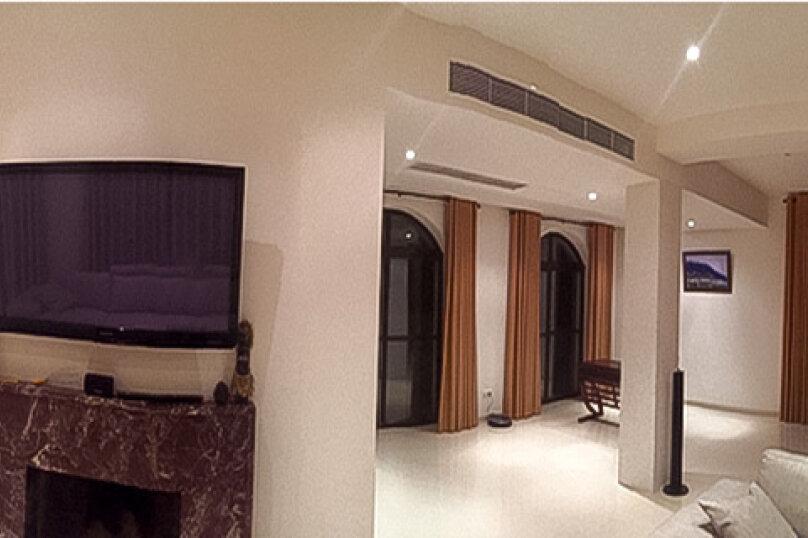 Вилла 2-х этажная (5 спален), 506 кв.м. на 10 человек, 5 спален, Ялтинское шоссе, 50А, Гурзуф - Фотография 10